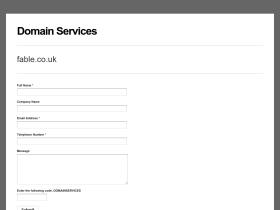 fable.co.uk
