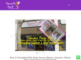 fabulousparty.co.za