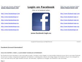 facebook-login.eu