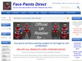 facepaintsdirect.co.uk