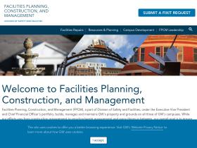 facilities.gwu.edu