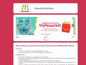 facturamcdonalds.com.mx