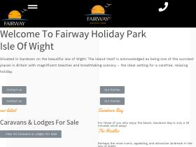fairwayholidaypark.co.uk