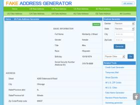 36 Similar Sites Like Ccardgenerator com - SimilarSites com