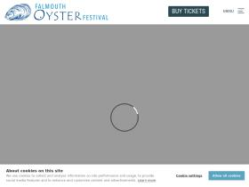 falmouthoysterfestival.co.uk