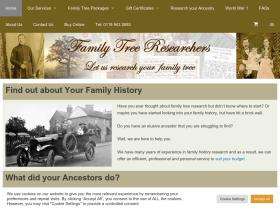 familytreeresearchers.co.uk