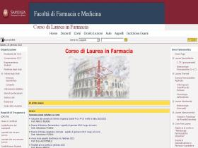 farmacia.frm.uniroma1.it