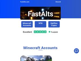 Fastalts com Analytics - Market Share Stats & Traffic Ranking