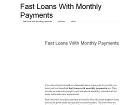 fastloanswithmonthlypayments.com