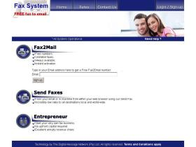 faxsystem.co.za