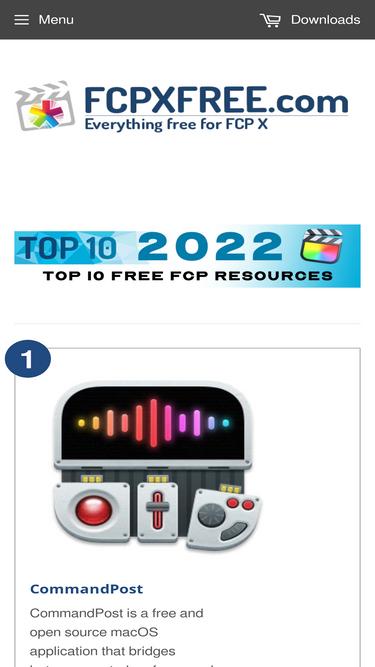 Fcpxfree com Analytics - Market Share Stats & Traffic Ranking