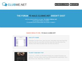fe-male.clubme.net