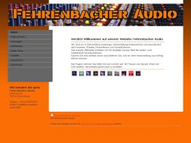fehrenbacher-audio.de