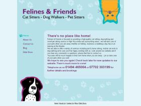 felinesandfriends.co.uk