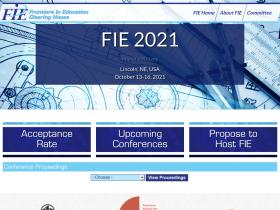 fie-conference.org