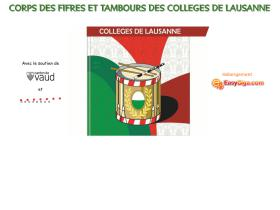 fifres-tambours-lausanne.ch