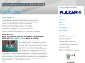 fijlkam-sicilia-karate.it