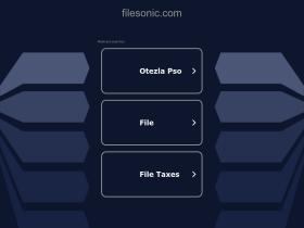 filesonic.com