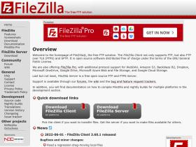 filezilla.sourceforge.net