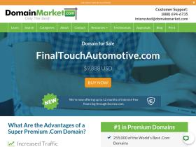 finaltouchautomotive.com