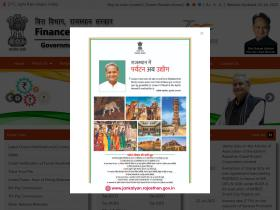 finance.rajasthan.gov.in