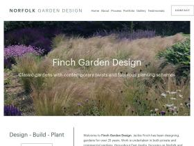 finchgardendesign.co.uk