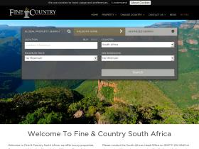 fineandcountry.co.za