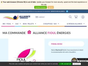 fioul-eco2-traction.fr