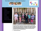 firstkidspreschool.org
