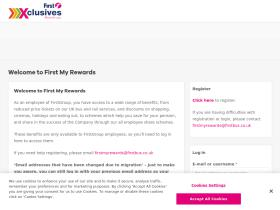 firstmyrewards.com