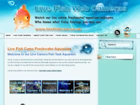fishtankaquariumadvice.livefishcam.co.uk
