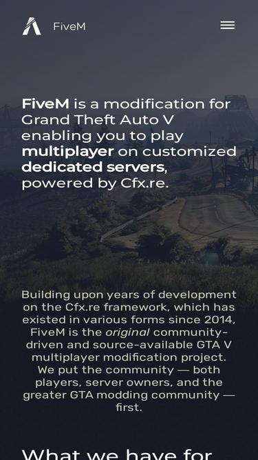 Fivem server docs