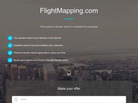flightmapping.com