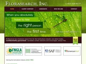 florasearch.com