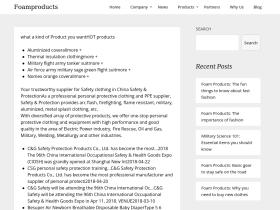 foamproducts.co.za