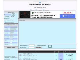 foiredenancy.forumpro.fr