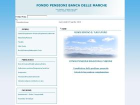 fondopensioni.bancamarche.it
