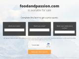 foodandpassion.com