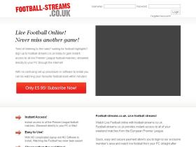 football-streams.co.uk