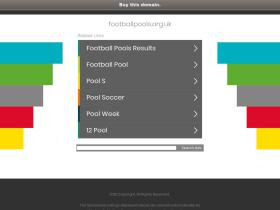 footballpools.org.uk