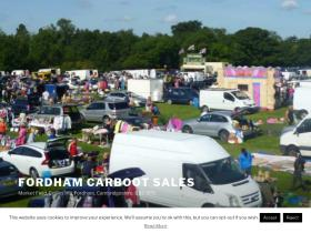 fordhamcarbootsales.co.uk