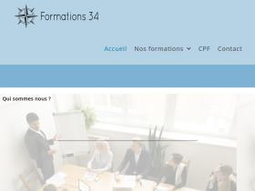 formations34.fr