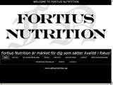fortius-nutrition.se