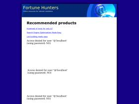 fortunehunters.co.uk