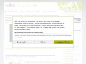 forum-famille.dalloz.fr