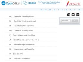 forum.openoffice.org