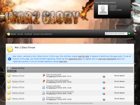 forum.war2glory.fr