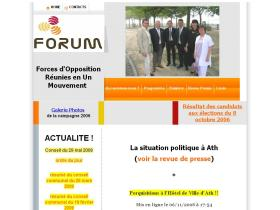 forum2006.be
