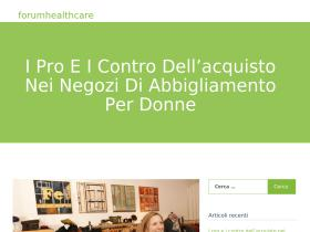 forumhealthcare.it