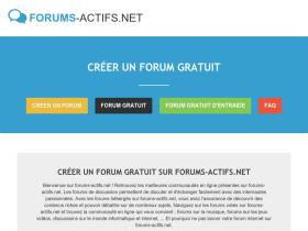 forums-actifs.net